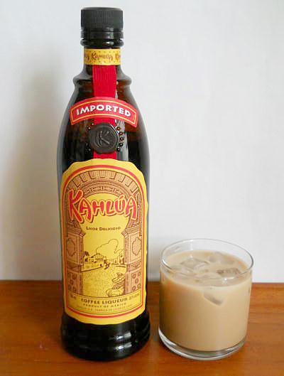 カルーアミルク
