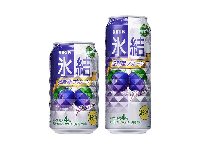 キリン-氷結®-長野産プルーン〈限定出荷〉