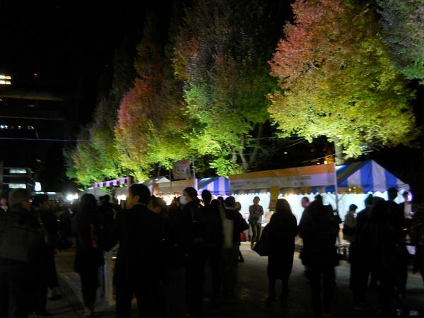 黄葉見祭り2