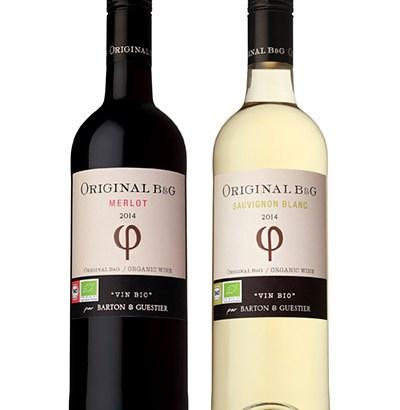 サントリーワインインターナショナル、フランス産有機ワインを2016年2月16日に発売
