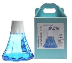 """富士山ボトルの酒""""本醸造 クリスタル富士山"""" 〜「日本酒、いいかも」第五回〜"""