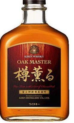 ハイボールが美味しい「オークマスター樽薫る」キリンビールより新発売