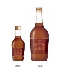 季節を問わず体を温める養命酒製造の「琥珀生姜酒」新発売!