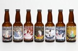 丹後の歴史や文化が味わえる地ビール「丹後クラフトビール」
