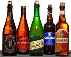 セゾン:鮮烈な苦みと華やかな香りの夏用ビール
