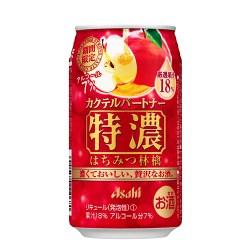 贅沢にりんご果汁を使用!「アサヒカクテルパートナー期間限定」発売