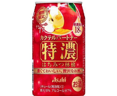 アサヒカクテルパートナー<はちみつ林檎>