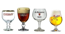 様々なビアグラスの特徴と、よく合うスタイルの組み合わせ:足つきグラス&ビアマグ編