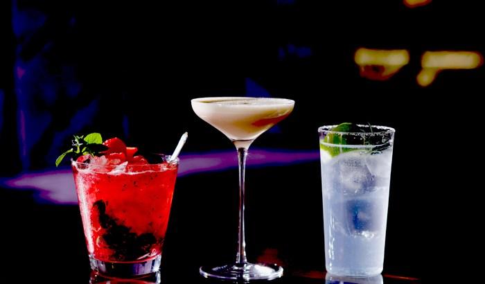 「Bar S」にて、バレンタインデートにもおすすめのマンスリーカクテル『2月のMonthly Cocktail』の提供を開始