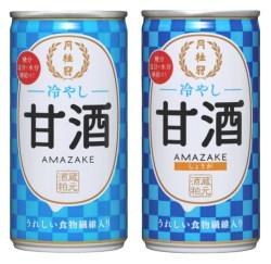 夏場の熱中症対策として「塩分・水分」を気軽に補給できる『冷やし甘酒』を3月から季節限定で販売開始