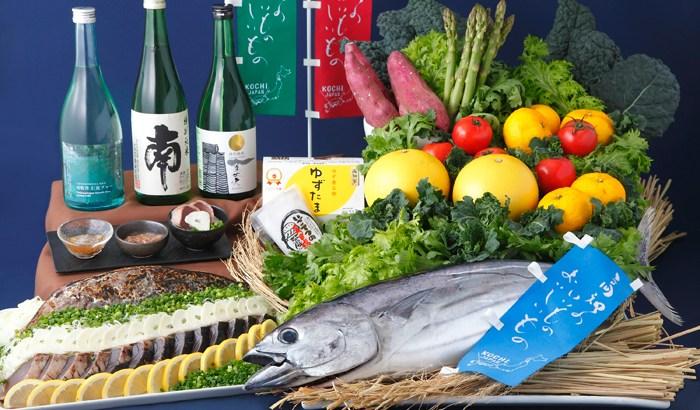 「名古屋東急ホテル」開業30周年記念フェア『日本の美味しいものフェア~「高知」~』を期間限定で開催