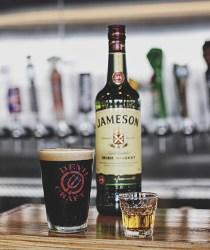 アイリッシュウイスキーとクラフトビールのペアリングを楽しむ『THE JAMESON SAINT PATRICK's PUB 』3月18日・19日の2日間限定オープン!