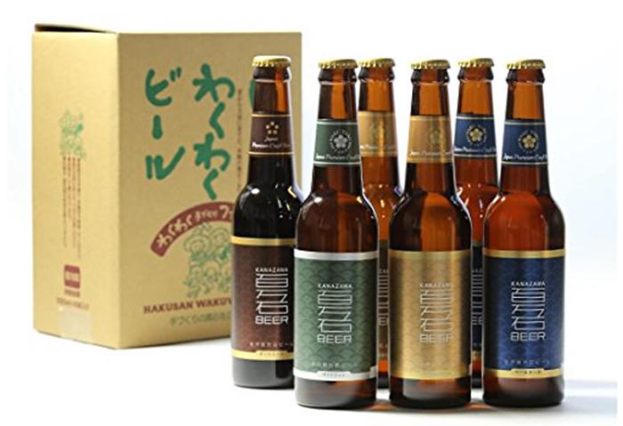 金沢百万石ビール&白石わくわくビール