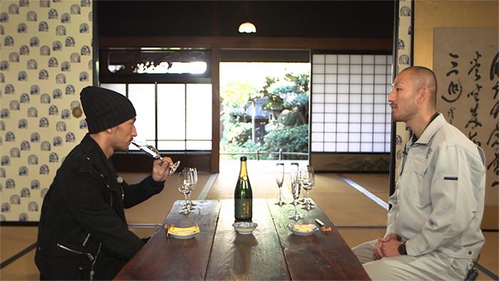 「中田英寿 世界⼀の日本酒に出会う〜SAKE COMPETITION 2017〜」クリスマスイブに、BS-TBSでオンエア!