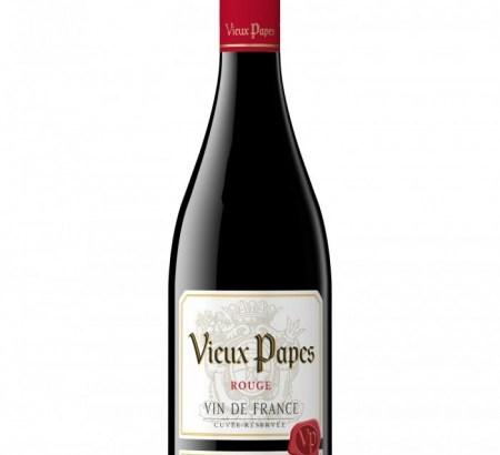 サントリー、まろやかでやさしいフランスワイン「ヴュー パープ フランス」を発売!