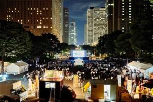 「Screen@Shinjuku Central Park 2019~小田急沿線・クラフトビール新酒解禁祭りmini~」開催!