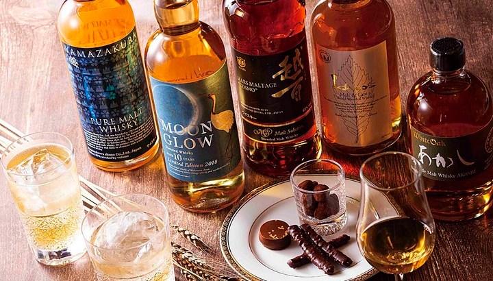 秋の夜長はウイスキーにお任せ!
