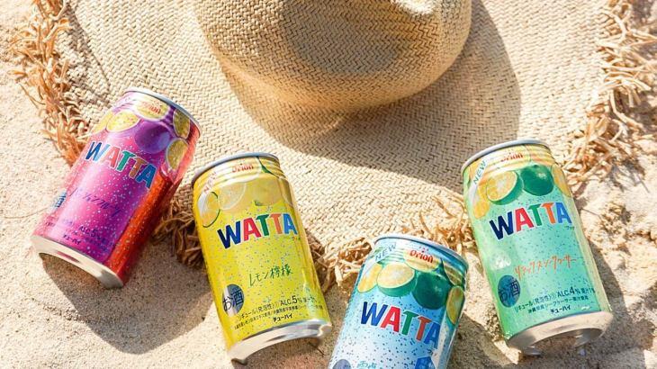 新生「WATTA(ワッタ)」がアツい!沖縄感あふれるフレーバー飲み比べ