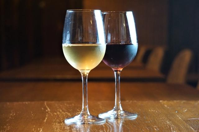 赤白ワイン