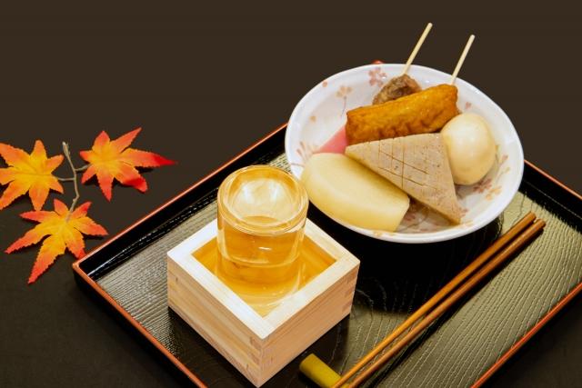 日本酒おでん