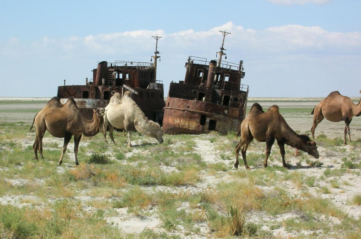 Los pueblos olvidados del Mar de Aral