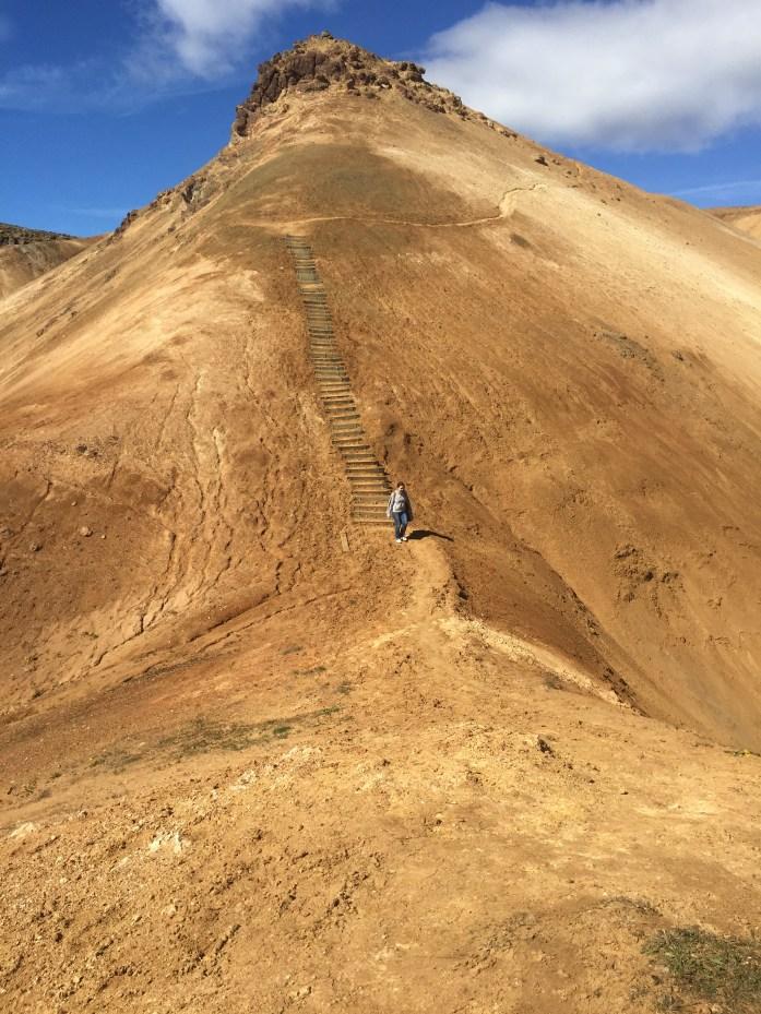 Rutas en Islandia