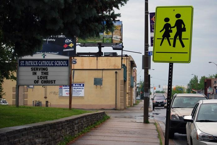 Centro de la población de Niagara Falls, Ontario, Canada