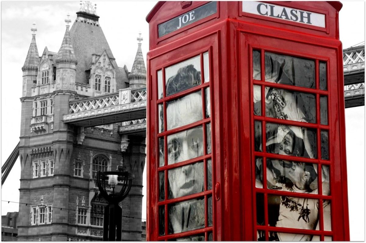 100 notas sobre lo que me gusta de Londres