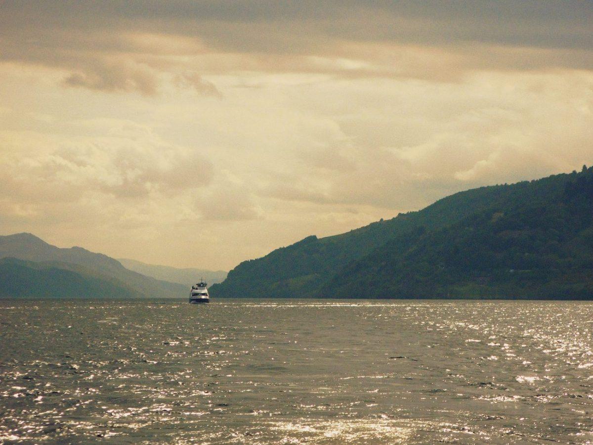 Notas desde el lago Ness