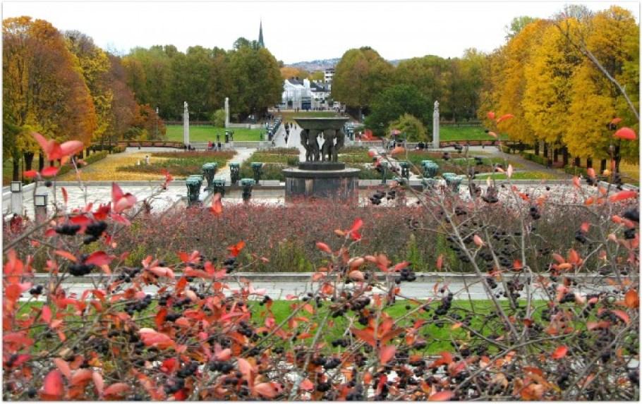 Parque Vigeland