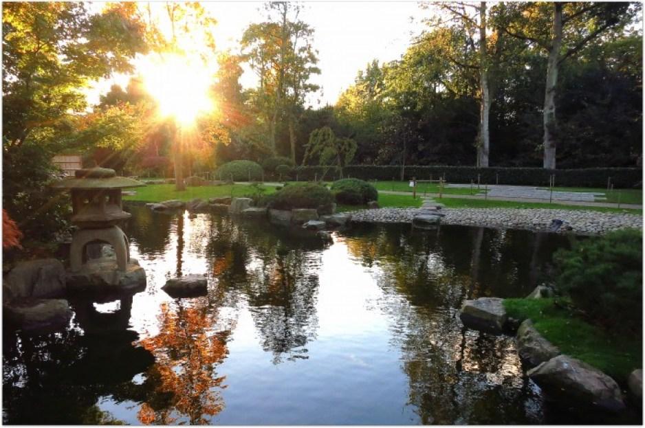 Jardin japones Holland Park