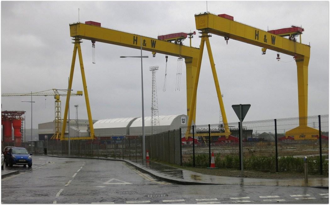 Astilleros Harland and Wolff Belfast