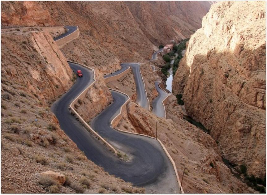 Valle de Dades Marruecos