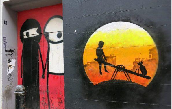 arte urbano londres