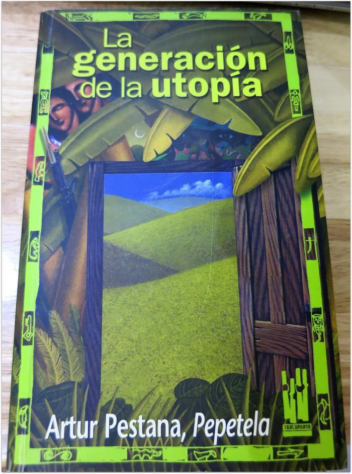 La generación de la utopía, Artur Pestana