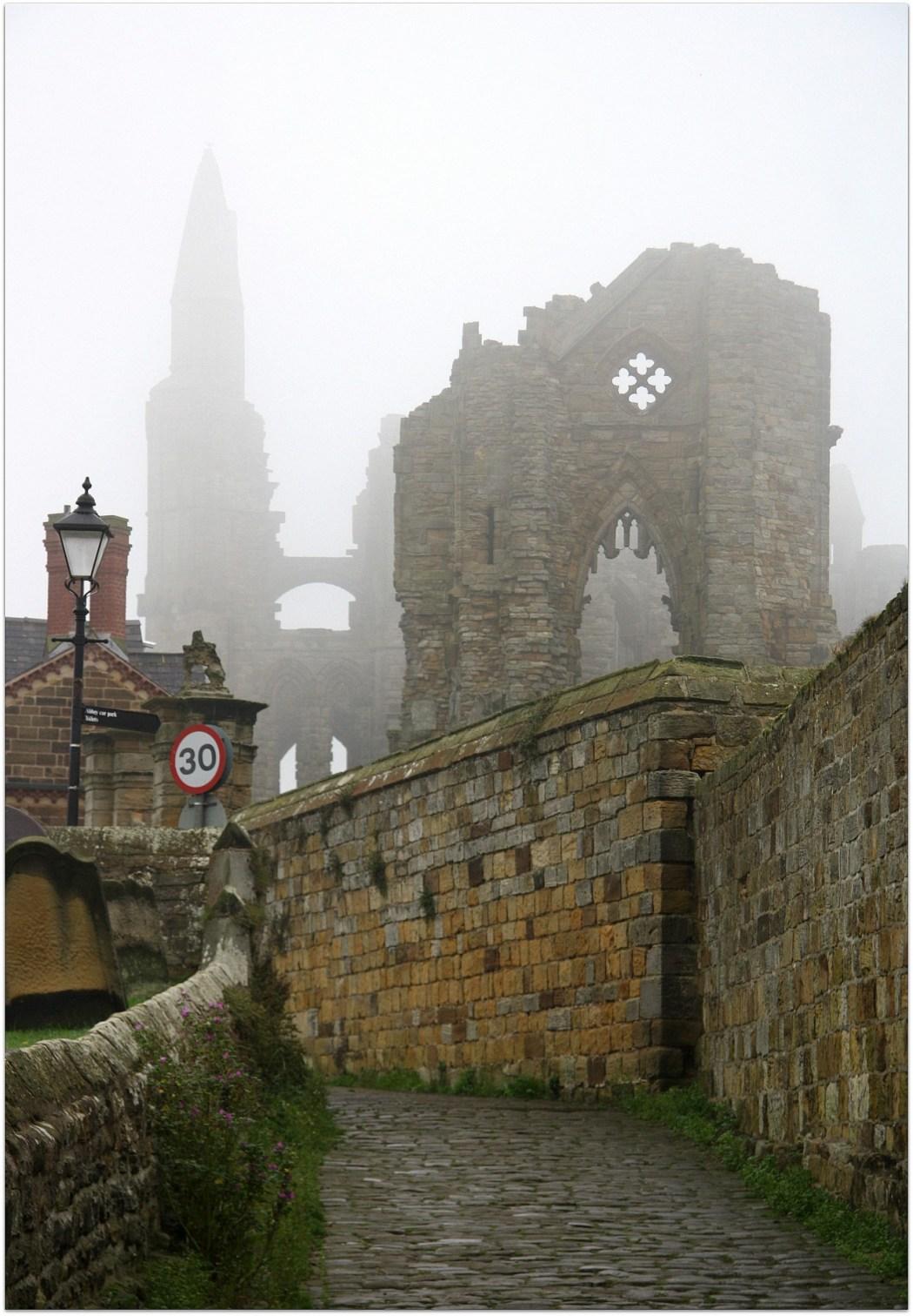La abadía de Whitby