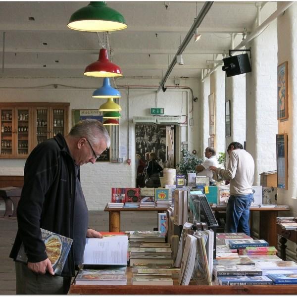 Salts Mill_librería, Inglaterra