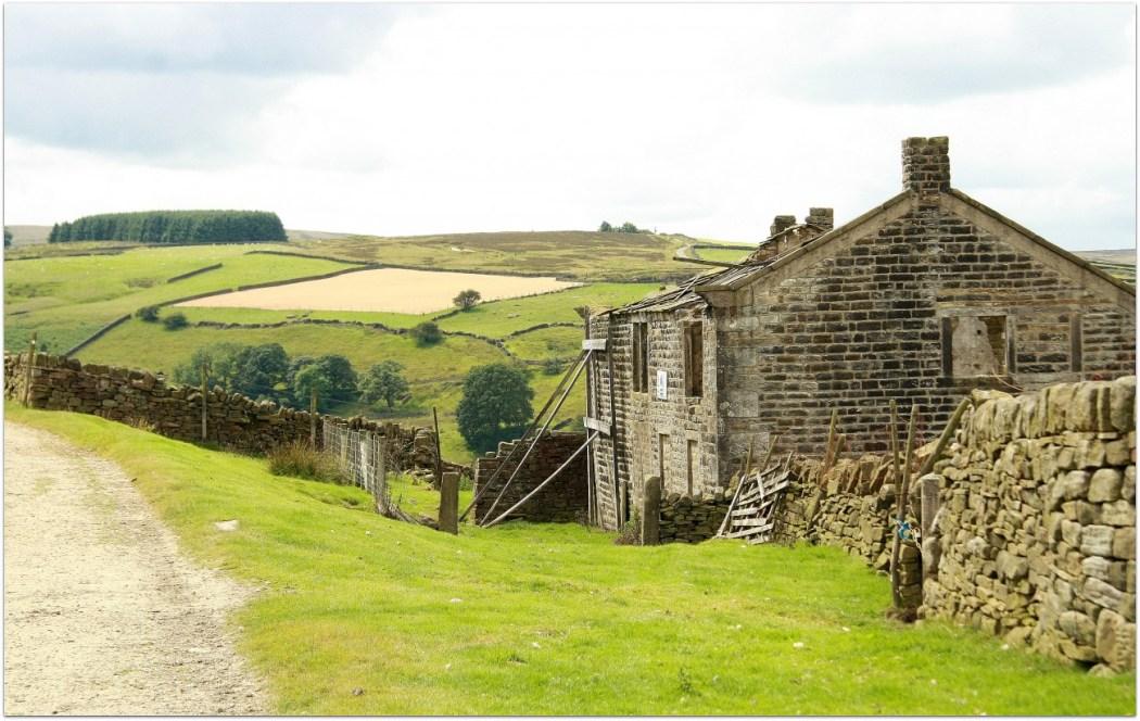 Granja abandonada en Yorkshire