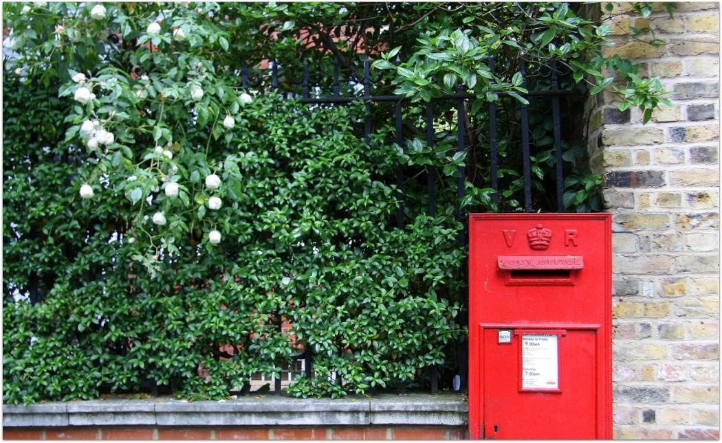 Buzones de Londres