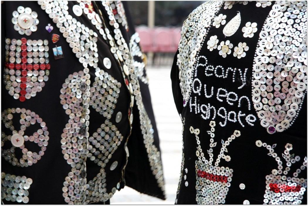 Pearly Queen de Highgate
