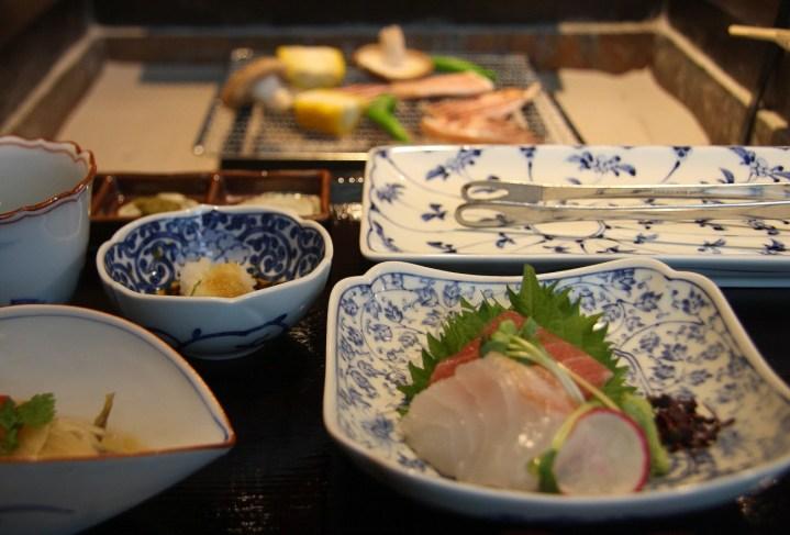 Barbacoa japonesa