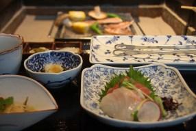 Notas de gastronomía japonesa
