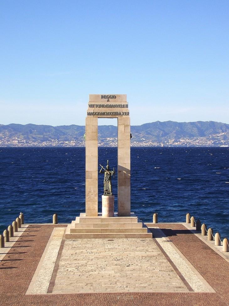 Paseo marítimo de Reggio Calabria