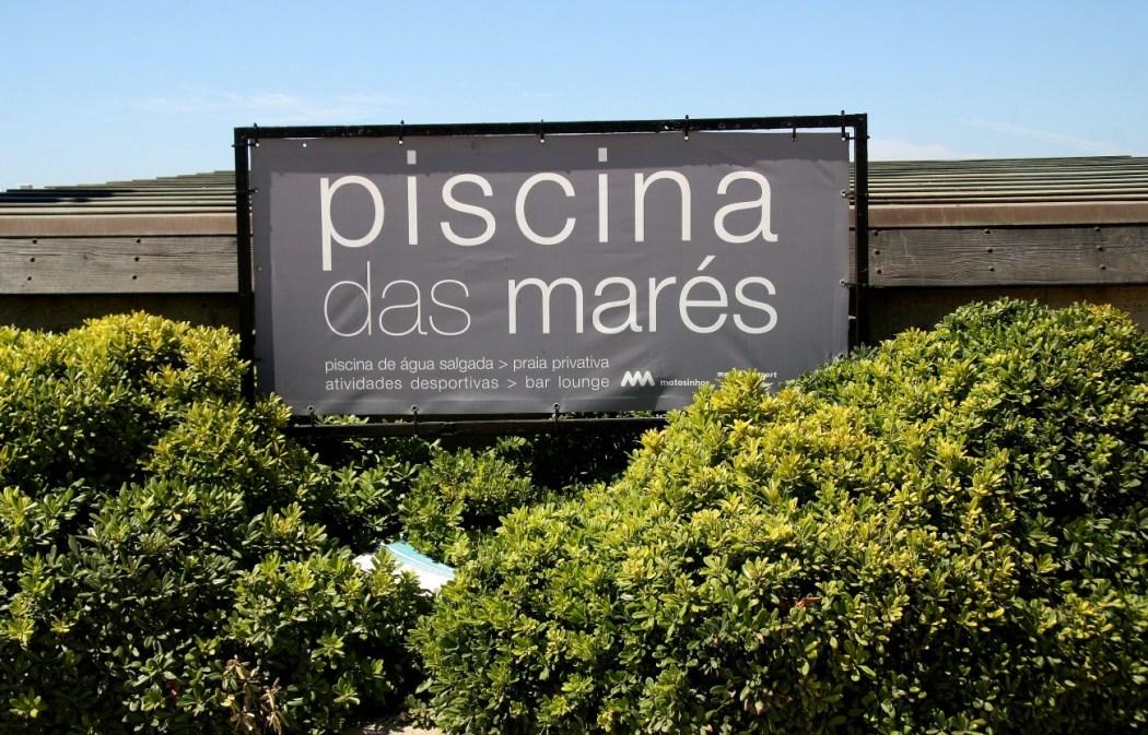 Piscina das Marés, cerca de Oporto (Portugal)