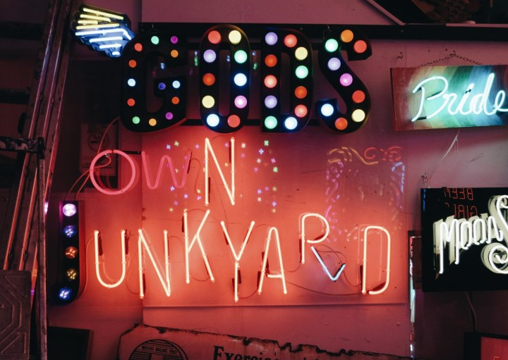 God's Own Junkyard, Walthamstow (Londres)