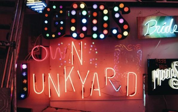 God's Own Junkyard, Walthamstow (Londres)