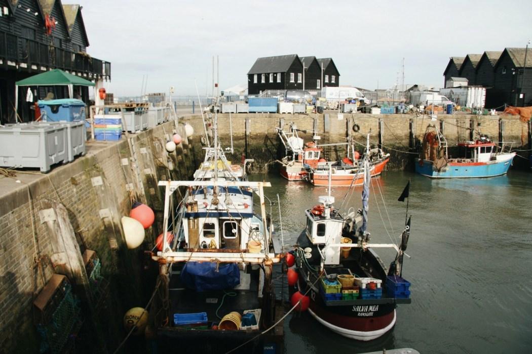 Puerto de Whitstable