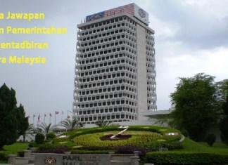 Skema Jawapan Sistem Pemerintahan Dan Pentadbiran Negara Malaysia