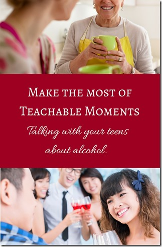Make the most of Teachable Moments