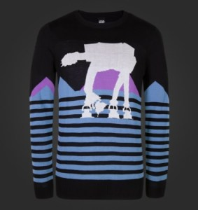 star wars atat sweater